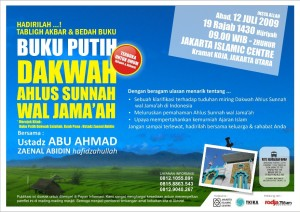 Tabligh Akbar & Bedah Buku JIC 120709