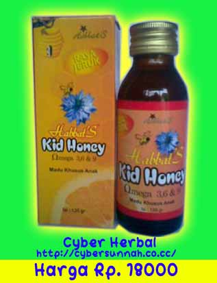 Madu Kid Honey